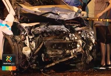 Autoridades piden a los conductores ser más prudentes en carretera y cumplir la ley