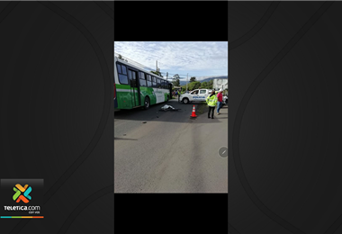 Accidente de tránsito deja como saldo un fallecido