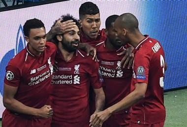 Liverpool-Tottenham en la final de Champions League en Madrid   UEFA.COM