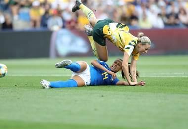 Brasil fútbol femenino