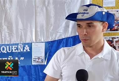 Entrevista a estudiante nicaragüense Edwin Carcache