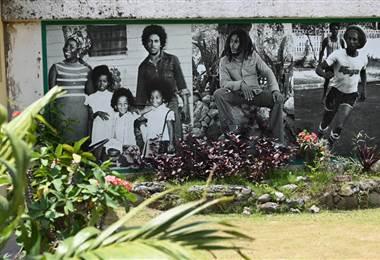 Bob Marley, ícono de la música en Jamaica |AFP.