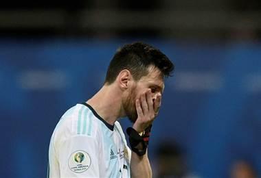 Lionel Messi, Selección de Argentina | AFP