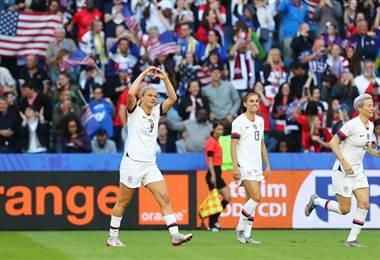 Selección Femenina de Estados Unidos   FIFA.com