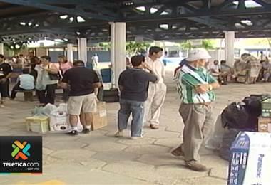 Contraloría aprobó construcción de 14 locales quemado en el 2001 en el Depósito Libre de Golfito