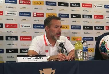 Gustavo Matosas, técnico de La Sele | Eduardo Castillo