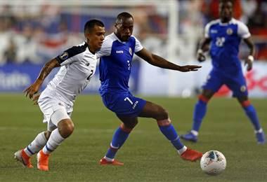 Costa Rica-Haití en la Copa Oro 2019 | AFP