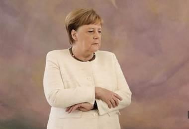 Angela Merkel. Foto AFP