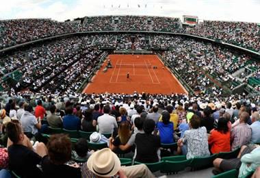 Pista 1 Roland Garros