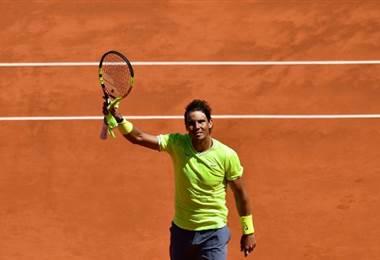 Rafael Nadal derrotó a Federer en Roland Garros | AFP