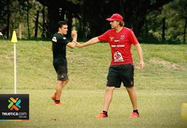 Técnico Andrés Carevic no solicitará más refuerzos para Alajuelense