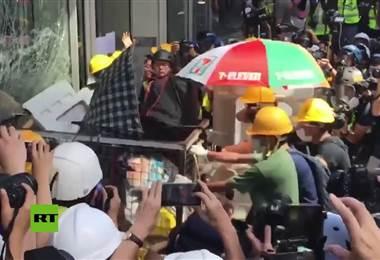 Vídeo tomado del Youtube de RT en Español