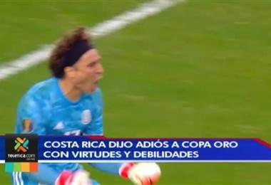 Copa Oro dejó para Costa Rica cinco virtudes y cinco debilidades