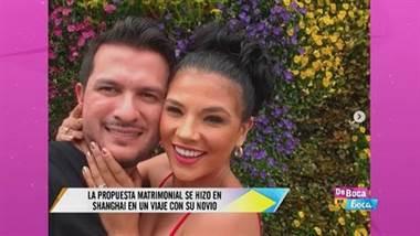 Natalia Rodríguez ya tiene fecha para la boda