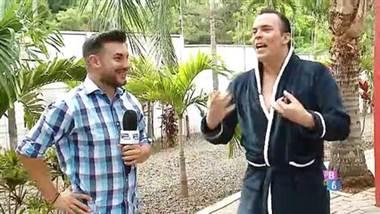 Elvis Tico y Lunita Araya se unen para grabar video musical
