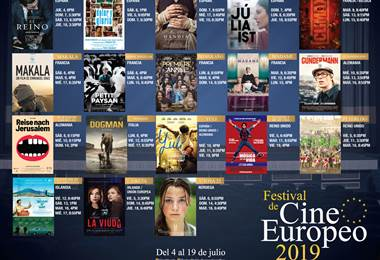 Cine Europeo 2019.