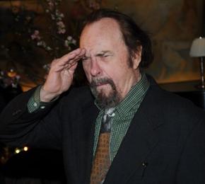 Actor Rip Torn. Foto AFP