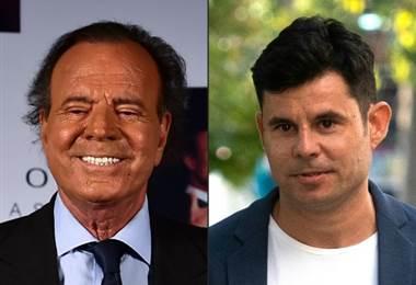 Justicia confirma que español es hijo biológico de Julio Iglesias. Foto AFP