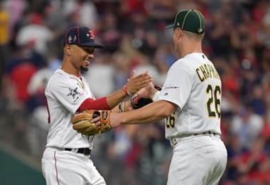 Juego de las Estrellas de la MLB | AFP