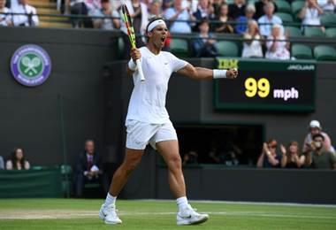 Rafael Nadal Wimbledon 2019
