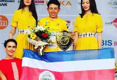 Kevin Rivera, ciclista costarricense | Kevin Rivera