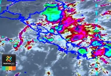 Onda tropical 13 comenzará a sentirse sobre el territorio nacional la madrugada de este jueves