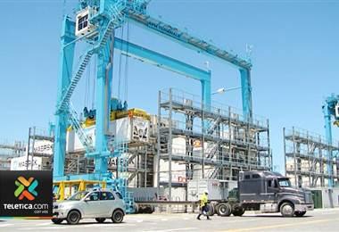 Problemas para la entrada en operación del escáner de APM Terminals en Moín parecen nunca acabar