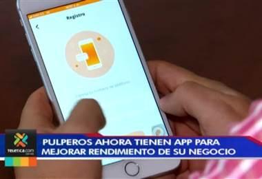 Pulperos del país ahora tienen una aplicación para recibir asesoría gratuita y mejorar su negocio