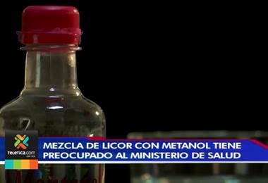 Investigan 11 posibles casos de intoxicación por metanol en licor adulterado