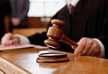 Sentencia de juez