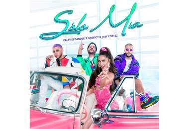 Nuevo single 'Sólo Mía'