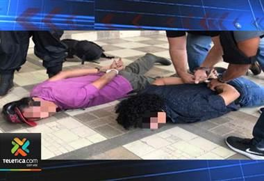 Detenidos 2 sospechosos