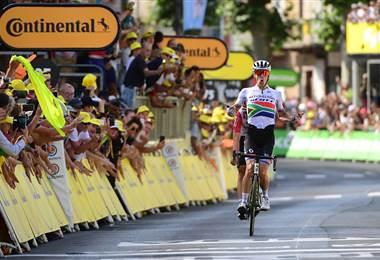 Daryl Impey Tour de Francia