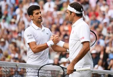 Cifras de una final Djokovic-Federer fuera de lo común