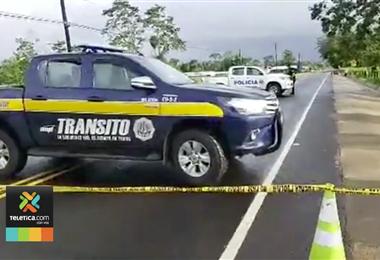 Hombre de 51 años falleció víctima de un atropello en la Zona Norte