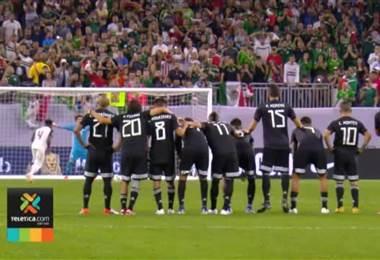 Gustavo Matosas aseguró que a Jonathan McDonald le tocaba lanzar el sexto penal ante México