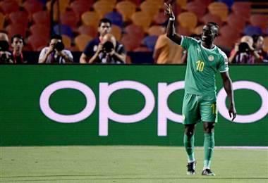 Mané ante la final de la Copa de África, ¿más cerca del Balón de Oro?