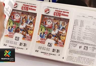 Loteria de este domingo es dedicada al sindicatos de educadores en sus  50 años