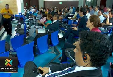 Costa Rica lidera congreso para prevenir el uso de las sustancias químicas en la creación de armas