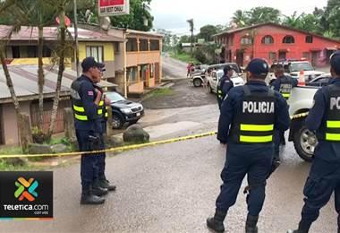 Tres hombres fueron asesinados a balazos anoche en la Cruz, en Guanacaste.