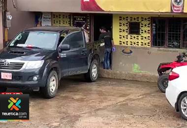 Hombres asesinados dentro de un  bar en Guanacaste recibieron múltiples heridas de bala
