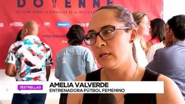 """Documental """"Doyenne"""" narra la historia de las mujeres ticas en el deporte"""