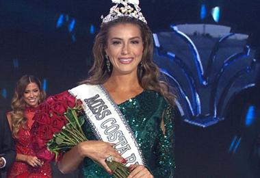 Paola Chacón, Miss Costa Rica 2019