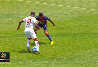 Cartaginés vs Santos