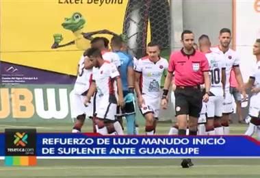 Refuerzo de lujo inició el torneo como suplente en Alajuelense