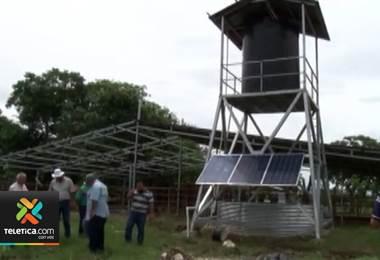 Casi 300 fincas guanacastecas combaten el cambio climático por medio de la tecnología