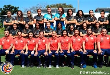 La Sele femenina buscará medalla en Lima 2019 | CORTESÍA PRENSA FEDEFÚTBOL