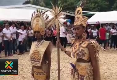 Estudiantes de Nicoya ya celebran los 195 años de la anexión