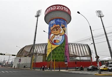 Juegos Panamericanos Lima 2019   AFP