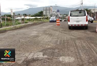 Intervienen carretera que va de Santo Domingo a Tibás